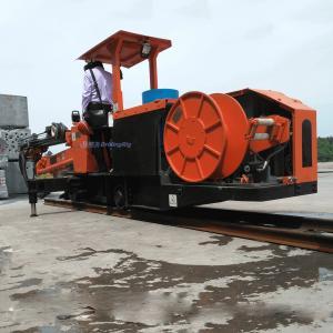 Rail Mounted Drilling Jumbo DFJ-1R14, Single Boom Mining