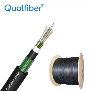 China Factory price Double Armored and Double Sheathed Stranded Outdoor Optical fiber Cable on sale