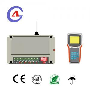 China master and slave wireless traffic signal light controller for crossing road intersection on sale