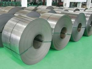 China JIS ASTM EN CRC Galvanized Steel Coils / Strips Zinc 0.15-3.5mm Thickness on sale