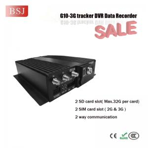 China DVR data recorder 3G gps tracker for bus on sale