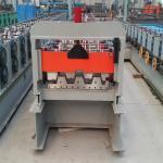 Rolo de formação concreto de pouco peso da plataforma de 915mm andares da máquina que forma a máquina