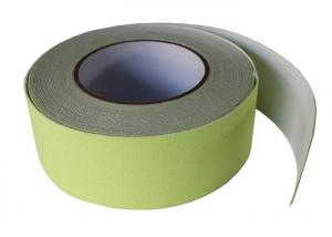 Quality Safety Glow In The Dark Stage Tape / Green Glow In The Dark Tape Home Depot for sale