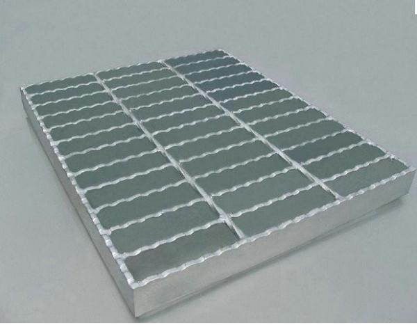 Hot Dip Galvanised Aluminum Steel Bar Grating For Walkway Flooring - Rubber grate flooring