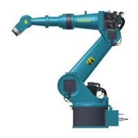 China Servo Control CNC Robot Arm CNC Machine Tending Robotic Arm With Teaching Pendant on sale