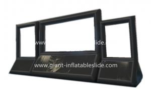 China Projector Inflatable Advertising Products , Waterproof Inflatable Movie Screen on sale