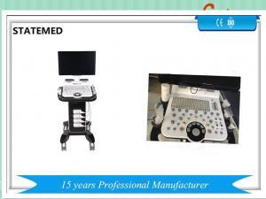 China Clinic Diagnostic Ultrasound Machine , High Resolution Digital Ultrasound Scanner on sale