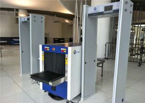 China High Throughput X Ray Baggage Scanner Automatic Identifying Dangerous Liquids on sale