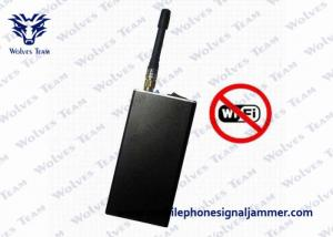 China Handheld Bluetooth Device To Block Wifi Signal 2400 - 2500MHz For Spy Video Camera on sale