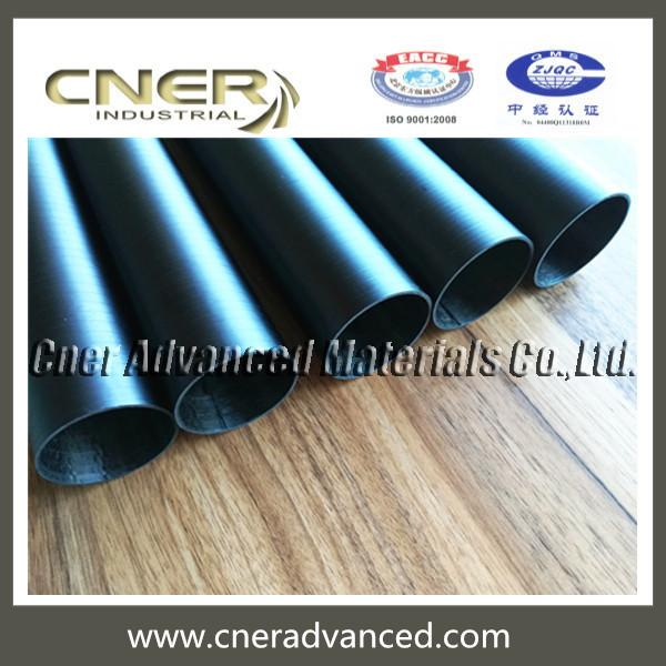 Gutter cleaning carbon fiber/ fiberglass telescopic pole for
