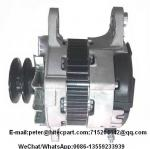 Powerful Auto Spare Parts Truck Alternator Assembly / Alternator Generator 12V / 24V