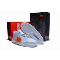 2012 New Mens Air Jordan 3 Sneakers Shoes all white