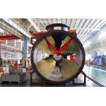 Éjecteur à pas constant de tunnel de point de gel pour la marine