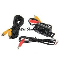 China 7 IR LED Night Vision Waterproof Car Rear car reverse camera on sale
