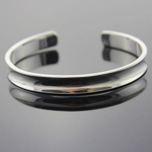 China Women's Jewelery Sterling Silver Cuff Bracelet(B38) on sale