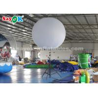 China Inflatable LED Tripod Balloon with Halogen Light or RGB Light for Event Advertising on sale
