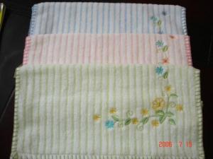 China yarn dyed towel on sale