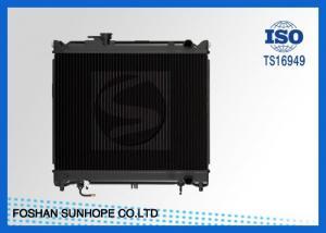 China Vehicle Radiator Suzuki Sidekick Radiator AC Parts Replacement DPI 2089 Direct Fit SUZ011 on sale