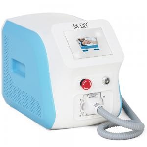 China Portable E Light Ipl Hair Removal Machine 808nm Diode Laser on sale