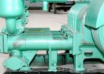 Horizontal Three - Cylinder Oil Rig Mud Pump Single Acting ISO Approved