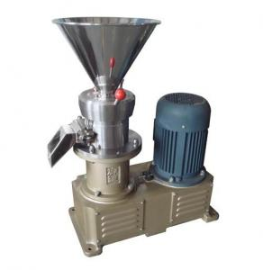 China Colloid Mill grinder/Peanut Grinder Machines/Peanut Butter Production Line on sale