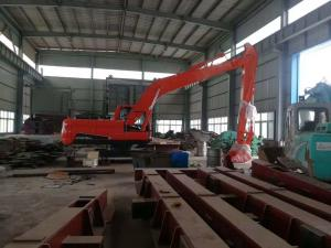 China Hyking Amphibious Pontoon , Excavator Undercarriage Parts Flood Disaster Remedy on sale