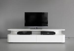 Quality TV Audio Furniture,TV Table/Stand,Audiovisual Cabinet,2 Drawers For  ...
