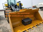 China Weichai Engine Heavy Construction Machinery Zl50GN Xcmg Wheel Loader wholesale
