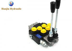 China Directional Valve Hydraulic For Mobile Crushers Sectional High Pressure DCV40 on sale