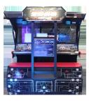 Arcade Video Game Machine KOF Metal Cabinet / Cabinet With Pandora Box 6S /Fight Game/Street Fight