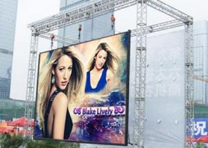 China SMD2727 P5 Outdoor Rental LED Display 40000 Dots/Sq.m Pixel Density CE Assured on sale
