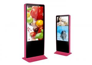 China Subway Indoor Digital Signage 1920 * 1080 Resolution Support Network LAN / WIFI / 3G on sale