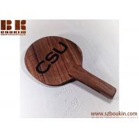 China high quality unique design engraved handmade wooden table tennis racket on sale
