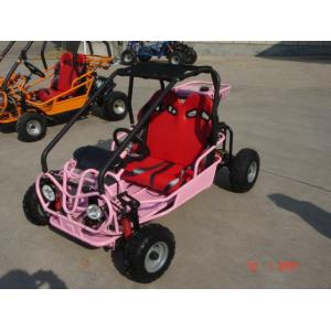 China 50cc - 110cc Air Cooled Kids Mini Go Kart Automatic With Reverse on sale