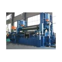 China W11S three roller plate bending rolling machinery on sale