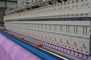 China computerized 33 heads Quilting embroidery machine for home textile, mattress, curtain, cushion, blanket, apparel... on sale
