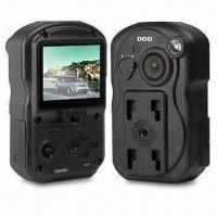 GPS Professional Car Black Box with GPS Logger, Image Capture, IR Night Vision and 4 IR
