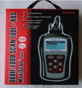 Quality OBD II/EOBD SCAN TOOL WITH ABS CAPABILITY Autel MS609 for sale
