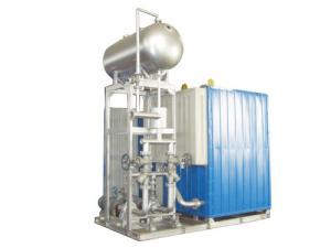 China Hot Oil Electric Thermal Oil Boiler 300kw High Temperature In Low Pressure on sale