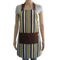 China Promotion Heavy Duty Non woven Apron , TC 80% Polyester Material on sale