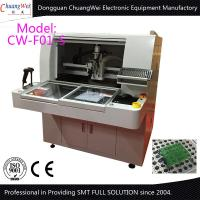China PCB Router PCB Depaneling Equipment With Upper Vacuum Cleaner on sale