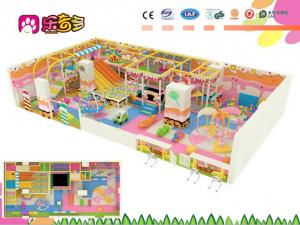China Newest Mcdonalds Indoor Playground on sale