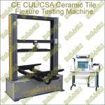 flexure de carreaux de céramique de gestion par ordinateur 5kN/10kN/20kN et de panneau de gypse/machine d'essai de recourbement