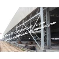 China Chinese Structural Steel Buildings Design For Structural Steel Fabrication and Steel Structure Building Construction on sale
