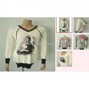 China woman cashmere sweater on sale