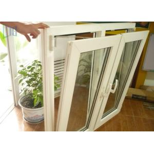 China Professional Manufacturer Make Aluminium Tilt and Turn Windows with German Brand Hardware on sale
