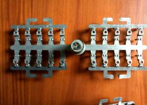 China SGS / ROHS Multi cavities pressure die casting mould for electrical socket on sale