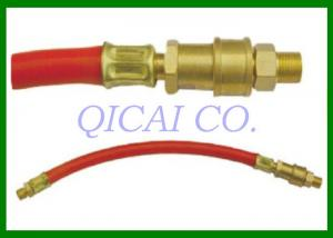 China CSA Gas Tank Hoses / QC-300 , AND LPG Propane Gas Pressure Regulator on sale