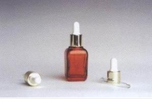 China Olive Oil / Clear / Amber Pharmaceutical Glass Bottles with Screw Type Cap AM-OOB on sale