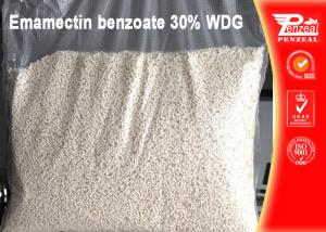 China Emamectin benzoate 30% WDG Pest control insecticides 119791-41-2 on sale